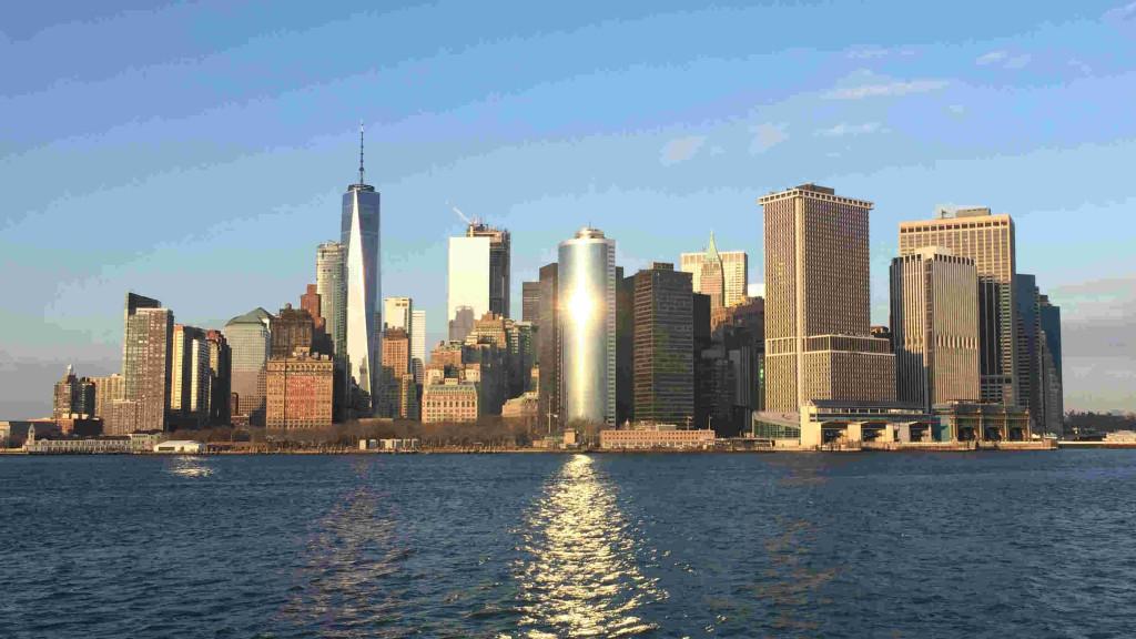 New York mooi weer MK
