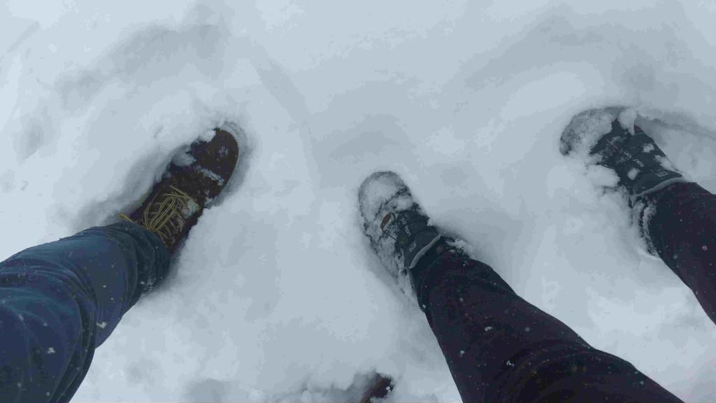 New York sneeuw MK