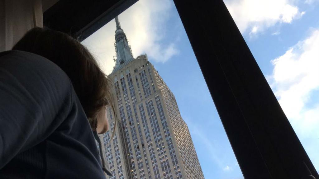 Uitzicht Empire State MK